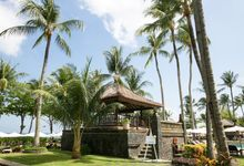 Wedding for Couple by InterContinental Bali Resort
