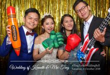 Premium Photo Booth Singapore by Whoots! Photo Booth Singapore