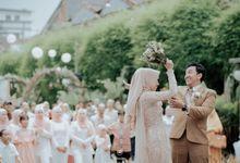 Wedding of Widy & Thoriq by TeinMiere