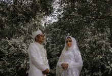 The Wedding of Wita & Angga by Wigani Photography