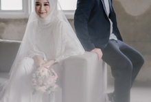 Prewedding of Yolita & Hasbullah by Wigani Photography