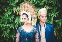 Indonesian Wedding In Bali E&K by Mariyasa