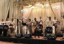 The wedding of Fian & Adjie by Wijaya Music Entertainment