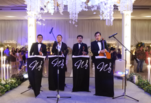 Wedding of Nydia & Kevin by Wijaya Music Entertainment