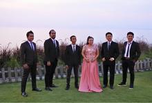 The wedding of Feli & Gorby by Wijaya Music Entertainment