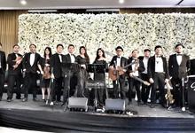 The wedding of Kevin & Stefani by Wijaya Music Entertainment