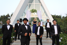 The wedding of Jackson & Melisa by Wijaya Music Entertainment