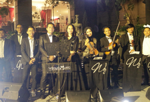 The wedding of Lady & Johan by Wijaya Music Entertainment