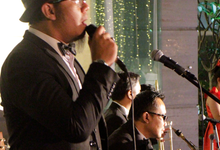 The wedding of Chris & Regina by Wijaya Music Entertainment