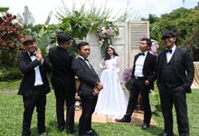 Music team by Wijaya Music Entertainment