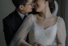 The Wedding of Edbert & Febby by williamsaputra