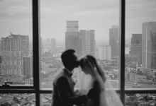 The Wedding of Christian & Kezia by William Saputra Photography