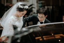 The Wedding of Hardy & Caroline by William Saputra Photography