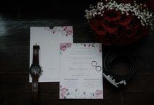 HANDOKO & CHERINE - WEDDING DAY by Winworks
