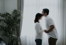 The Couple Session of Andreas & Hana by williamsaputra