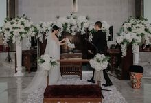 Holy Matrimony of E&B by FIVE Seasons WO