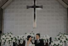 The Holy Matrimony of Bosco & Ezra by William Saputra Photography