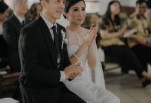 The Holy Matrimony of Bosco & Ezra by williamsaputra