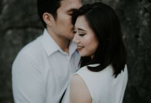 The Couple Session of Andreas & Hana by William Saputra Photography