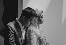 Blessing Ceremony of Ayu & Kevin (Akad Nikah) by William Saputra Photography