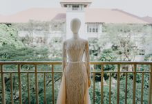 The Akad Wedding of Sergio & Rexy by William Saputra Photography
