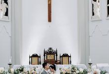 The Wedding of Daniel & Tiffany by williamsaputra