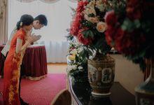 The Holy Matrimony of Jason & Mutiara by William Saputra Photography