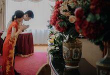 The Holy Matrimony of Jason & Mutiara by williamsaputra