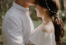 The Couple Session of Agus & Liana by William Saputra Photography