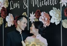The Engagement of  Levi & Michellle by williamsaputra