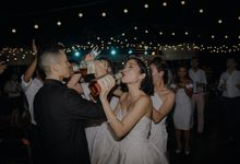 The Wedding of Bosco & Ezra - After Party by William Saputra Photography