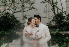 The Akad Wedding of Sergio & Rexy by William Saputra Photography