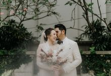 Rexy & Sergio Wedding by Akuwedding