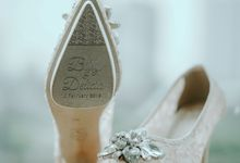 The Wedding of Billy & Dellicia by William Saputra Photography