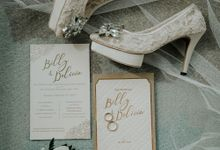 BILLY & DELICIA - WEDDING DAY by Winworks