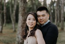 The Couple Session of Andrew & Nicole by William Saputra Photography