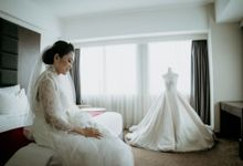 The Wedding of Victor & Debora by williamsaputra