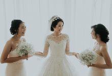 LEO & CHARISSA - WEDDING DAY by Winworks