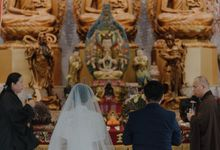 The Holy Matrimony of Oveldo & Vimala by William Saputra Photography