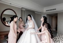 Shangri-la - William & Monica by Maestro Wedding Organizer