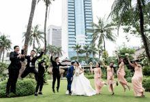 Shangri-la - William & Monica by Maestro Wedding Organizer