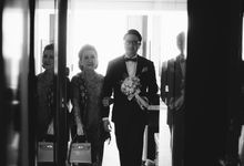 Mario & Zefanya Wedding day by Willie William Photography