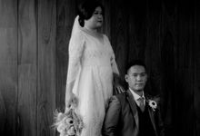 Wedding day Amel & Alfin by Willie William Photography
