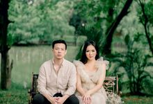 Pre-Wedding Tiffany & Willy by Willie William Photography