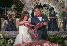 Wedding Day of William & Agnes by D'banquet Pantai Mutiara