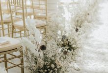 William & Livia Wedding decoration by Cloris by KAMAYA BALI