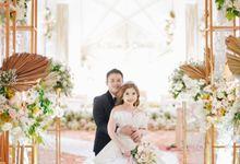Wedding Of William & Claudia by Ohana Enterprise