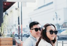 Bandung Prewedding of William & Grace by Kairos Works