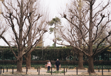 Japan - Tokyo | Yudi & Felicia Couple Session  by williamsaputra
