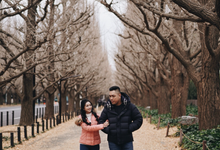 Japan - Tokyo | Yudi & Felicia Couple Session  by William Saputra Photography